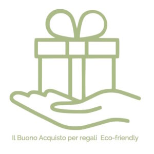 Reagal un Buono acquistoper prodotti eco friendly di qualità made in Italy