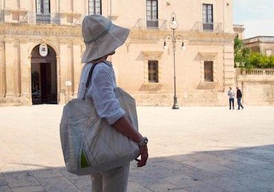 relations de voyages le borse di vela in città