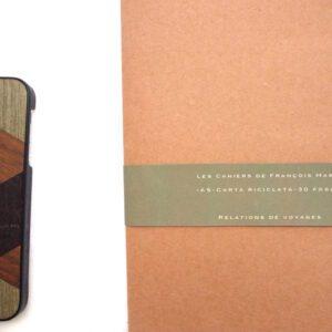Quaderno A5 di carta riciclata con 30 fogli