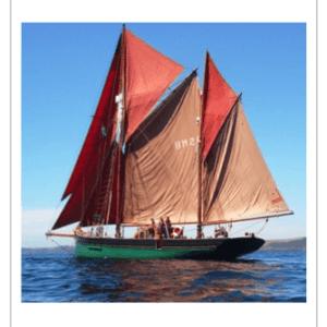 Vela Trawler Provident Salcombe