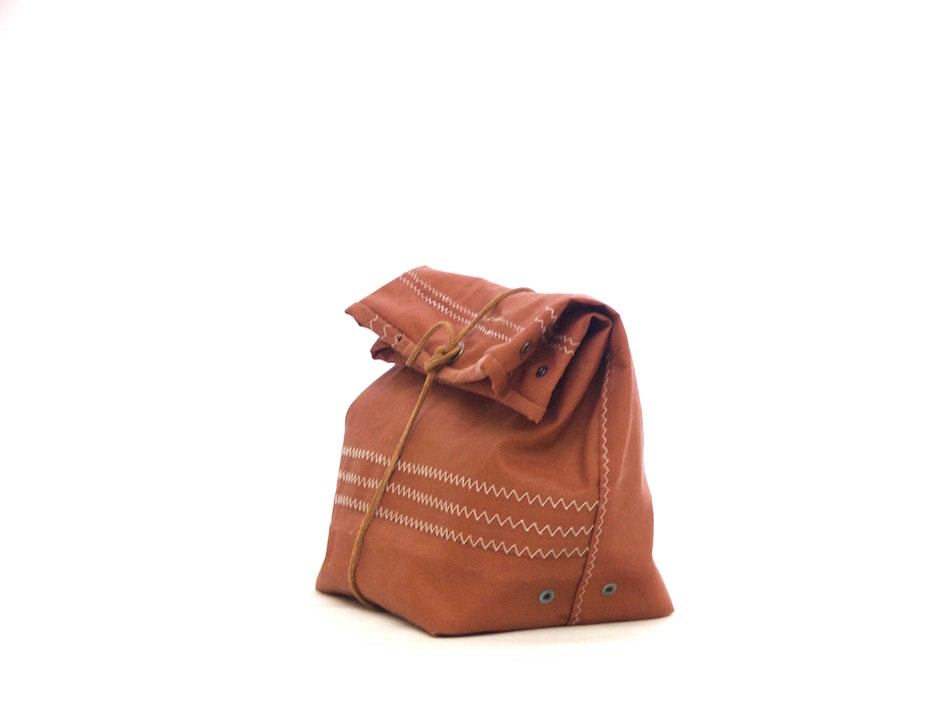 Lunch bag/trousse a mano
